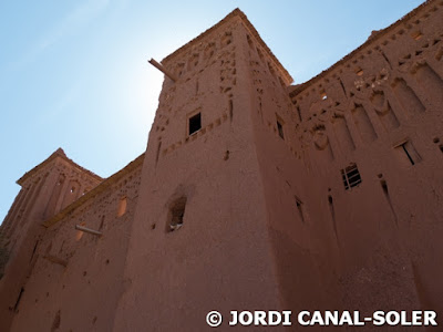 Arquitectura del Ksar de Ait ben Haddou