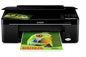Epson TX130 Printer Driver Download