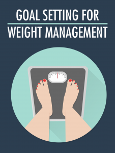Goal Setting For Weight Management Free Weight Loss PDF Book