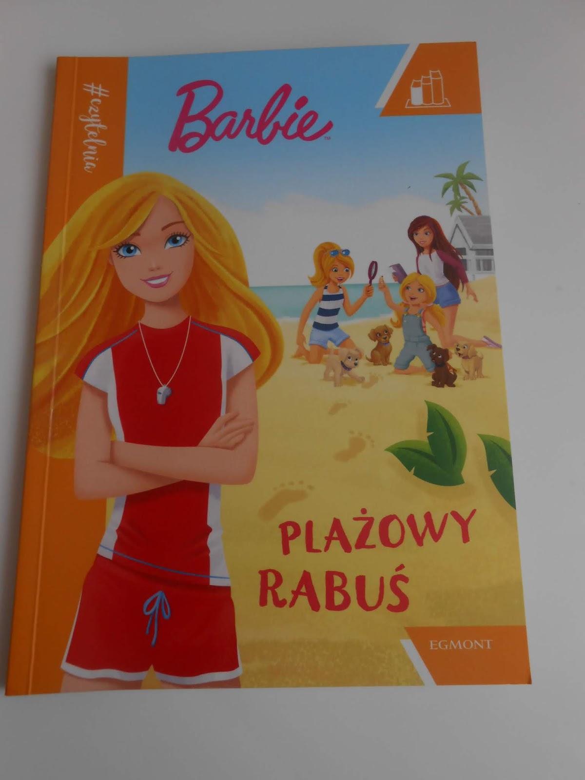Egmont- Barbie. Plażowy Rabuś