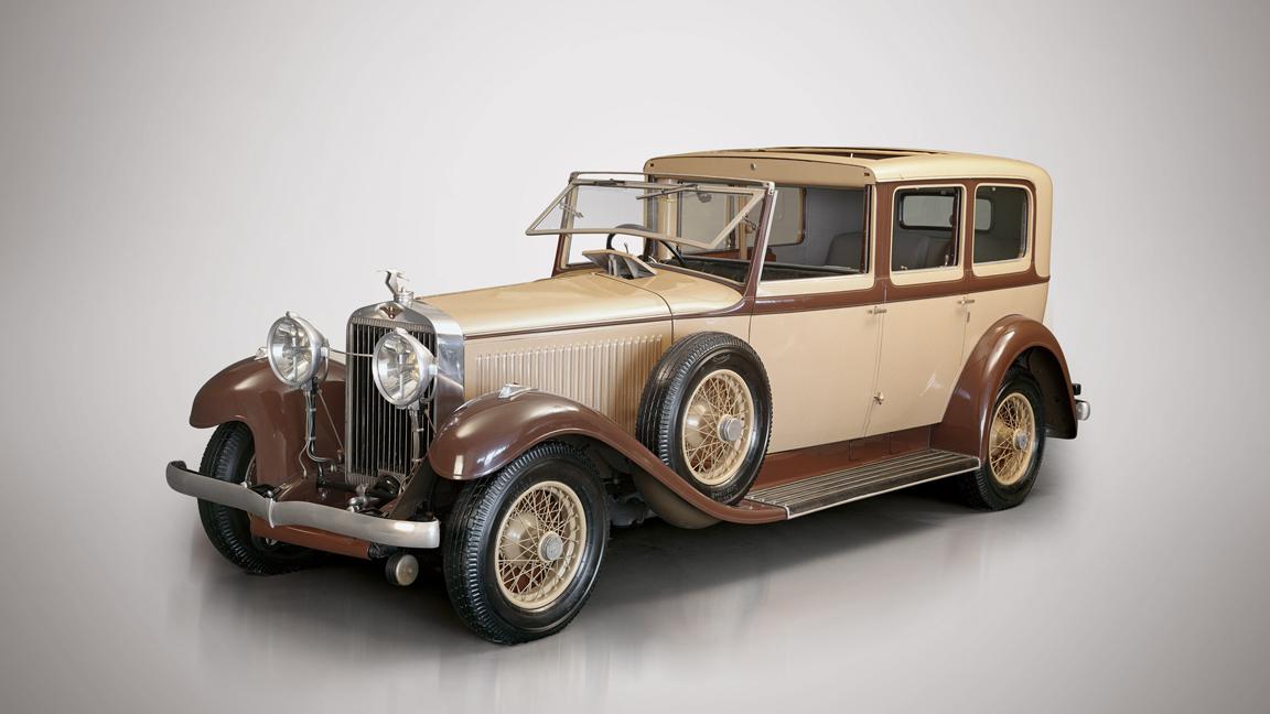 Bộ sưu tập Quattroruote là bộ sưu tập xế cổ lớn hàng đầu thế giới