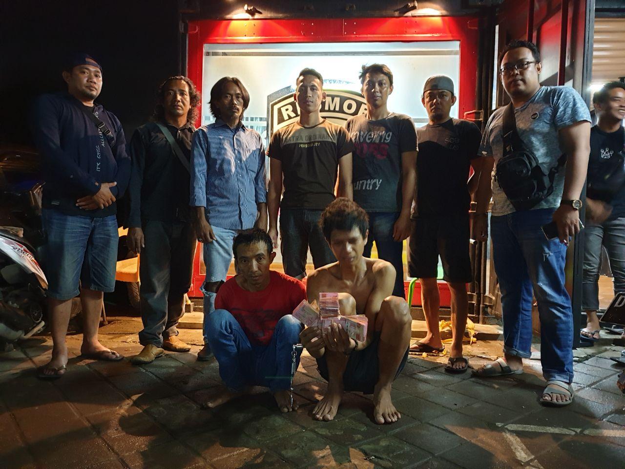 Resmob Polres Bone Tangkap Pelaku Pencurian Saat Sembunyi di Makassar