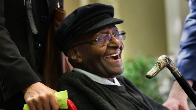 Archbishop Desmond Tutu 'wants right to assisted death'