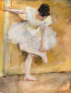 Подборка картин «Балерины»