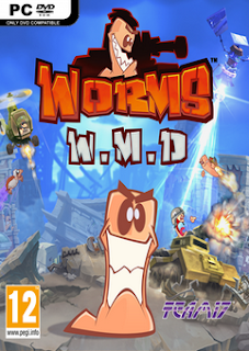 Download Worms W.M.D Full Version PC Free