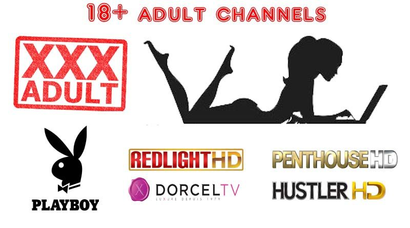 Porn channels in tv