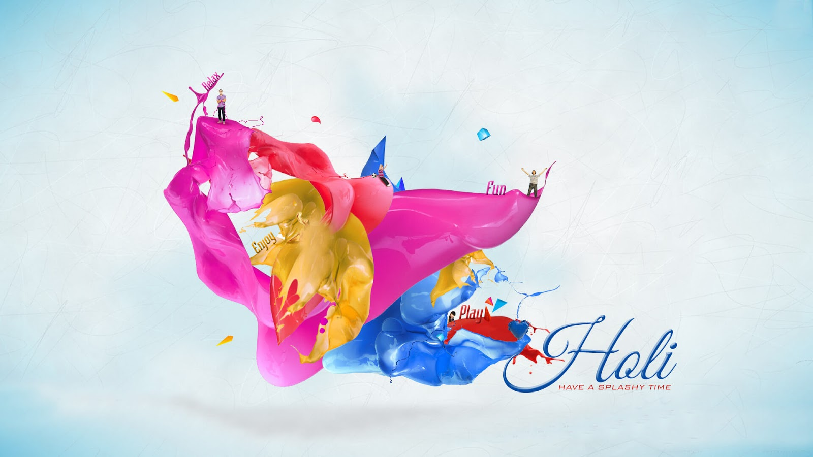 Best HD Images for Holi
