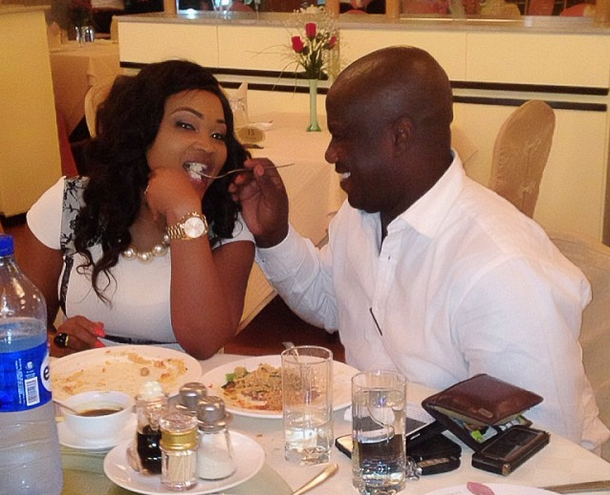 Actress Mercy Aigbe Issues Public Statement, Confirming Her Hubby Abuse Her
