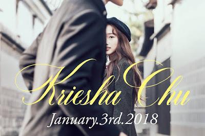Kriesha Chu (크리샤 츄)