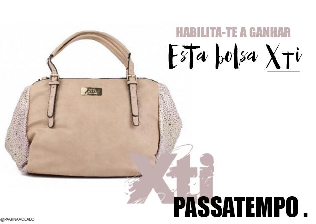 PASSATEMPO // BOLSA Xti