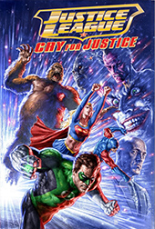 JUSTICE LEAGUE: CRY FOR JUSTICE