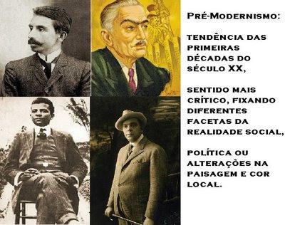 #Pré-Modernismo