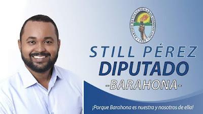 OPINION; Still Perez el diputado de todos - El Faro del Sur