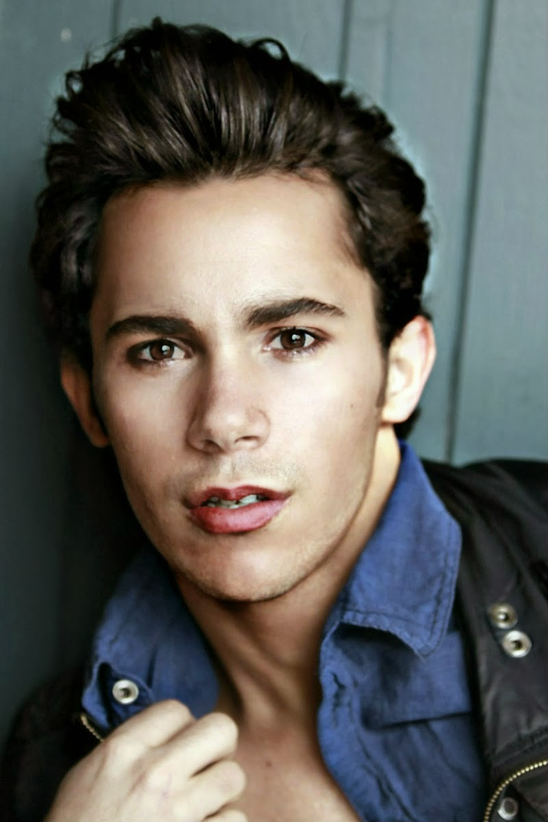 Male Model Street Carlos Villar