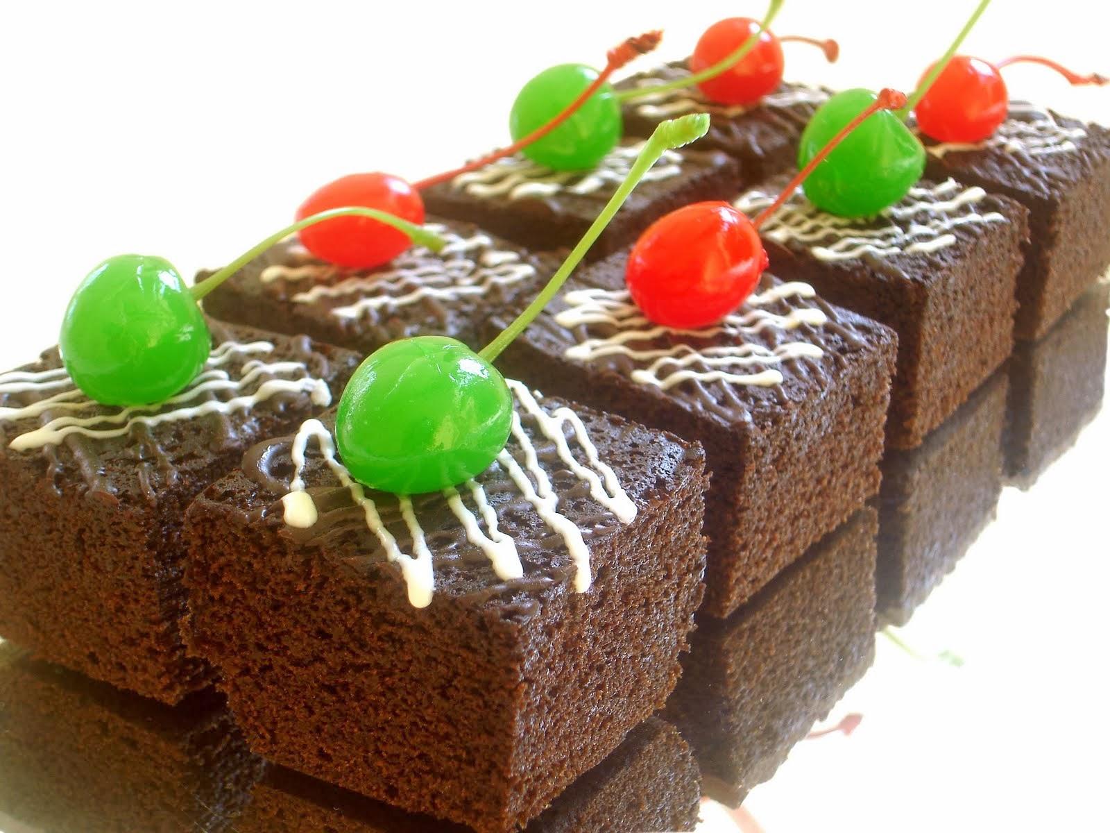 Resep Cake Kukus Sederhana: Resep Cara Membuat Brownies Coklat Kukus Sederhana