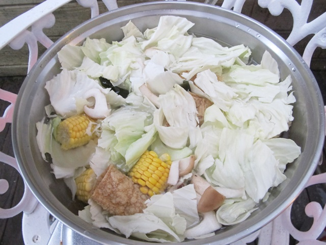 黃慶果園素食火鍋