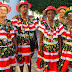 Apresentações culturais e grupo É o Tchan! embalam público da 43° edição do Encontro Cultural de Laranjeiras (SE)