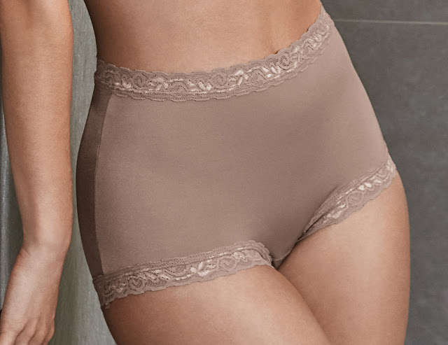 calcinha,moda intima,Hot Pant, cintura alta,confortável,moda feminina,elegante,anos 70,lingerie,DeMillus,calcinha Hot Pant,mulheres,moda intima,cotton,renda