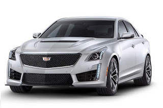 Cadillac CTS exteriors: LED technology