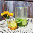 Refreshing Cucumber Water