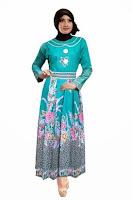 Gambar Baju Busana Muslim Batik Terbaru