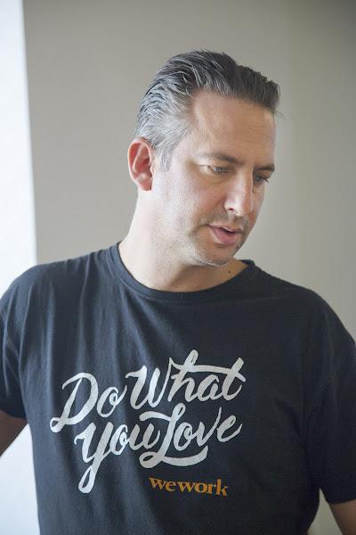 Benjy Singer Director of WeWork Israel