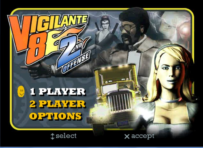 Download Vigilante 8 Iso