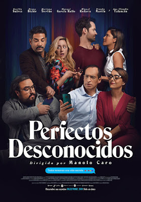 Perfectos Desconocidos [2019] [NTSC] [DVD] [R4] [Latino]