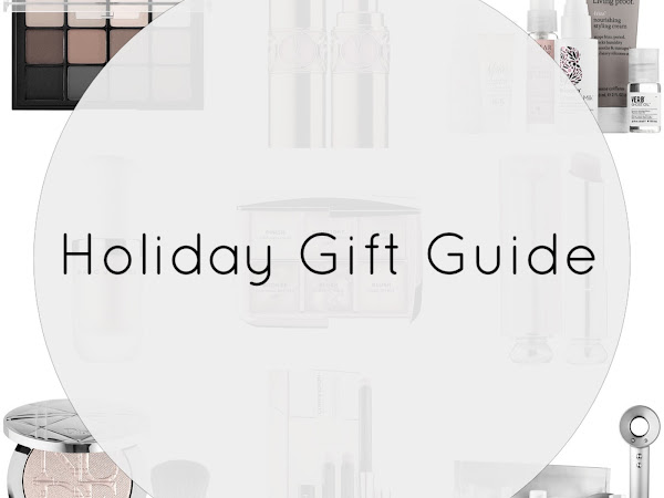 Holiday Gift Guide - Beauty and Fragrance