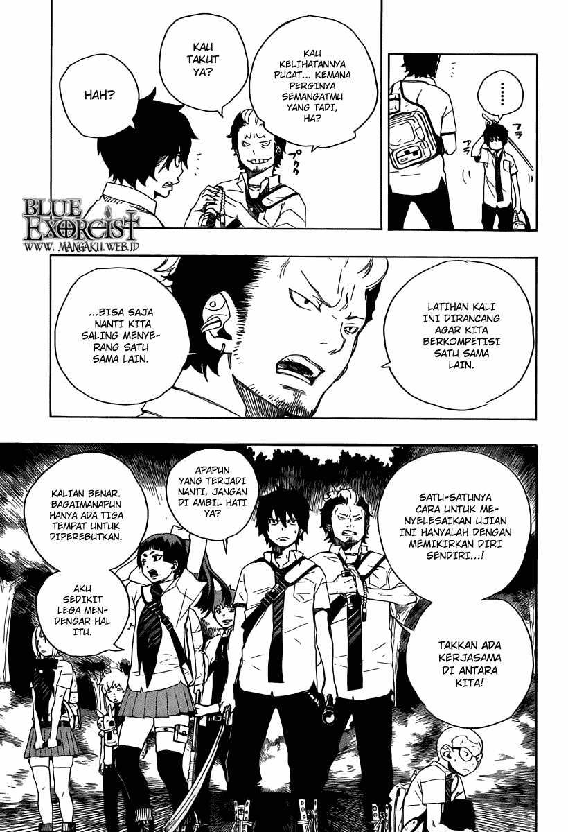 Ao no Exorcist Chapter 11-35