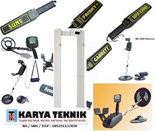 Jual Metal Detector ZB 100 Terlengkap