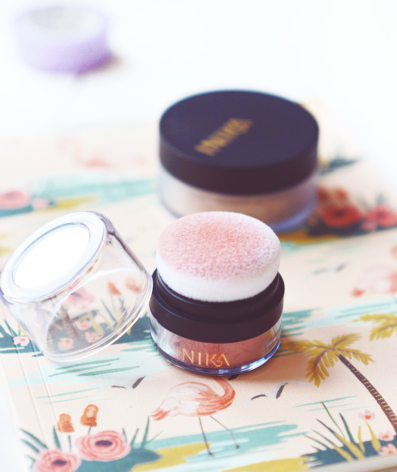 Inika Mineral Blush Pot (& Offer!)