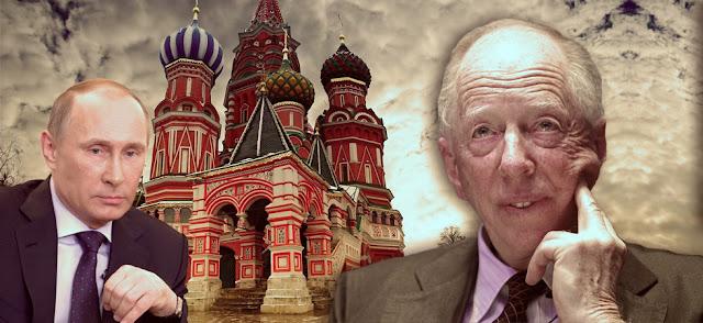 Ο Ρότσιλντ απειλεί: «Θα καταστρέψουμε τη Ρωσία μέσα στο 2016»