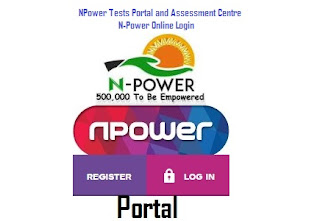 NPVP Test Login  portal.npower.gov.ng | Npower Aptitude Testing Assessment Portal