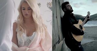 Τραγουδίστρια από την Αλβανία κατάκλεψε το «Λιώμα σε γκρεμό» του Παντελίδη - BINTEO