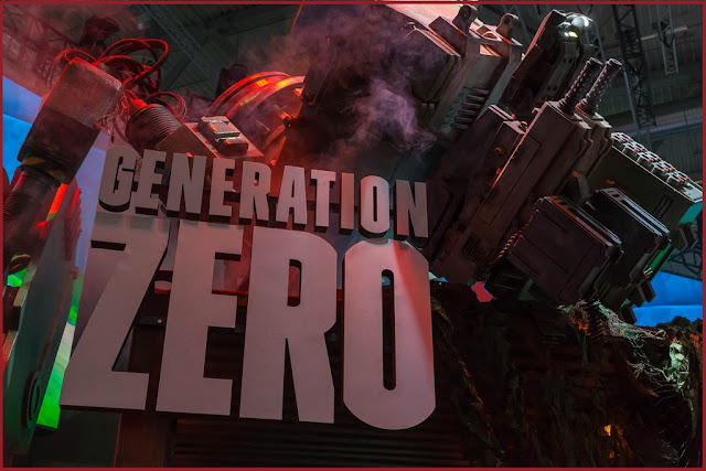 Generation Zero (Video Game For Play)