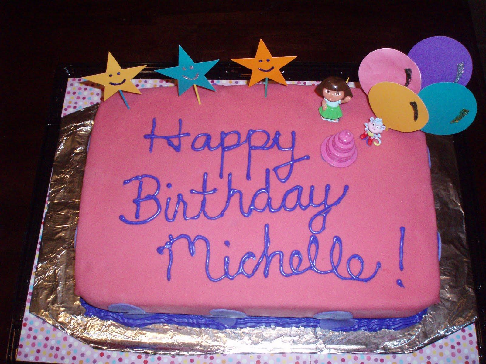 Free Cakes For Kids Killeen Dora For Michelle
