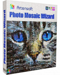 Artensoft Photo Mosaic Wizard Portable