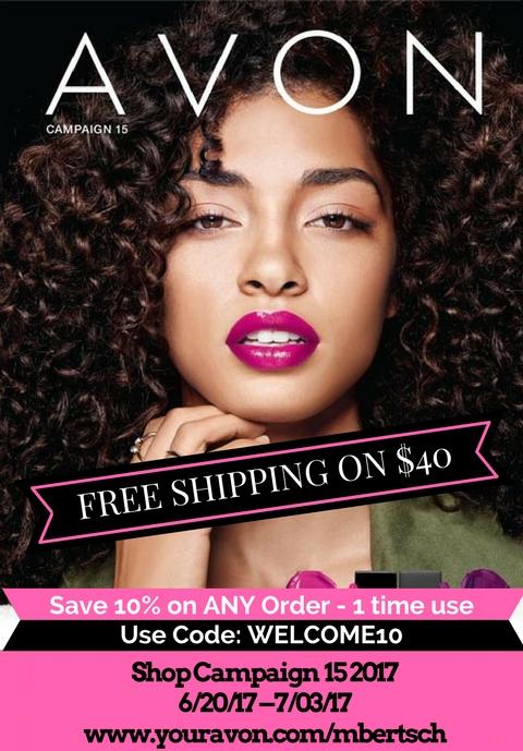 Avon Brochure Online - Avon Campaign 15 2017 Book - Current Avon Catalog
