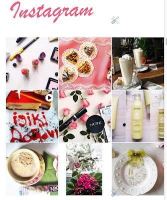 Instagram resimlerini bloga yüklemek