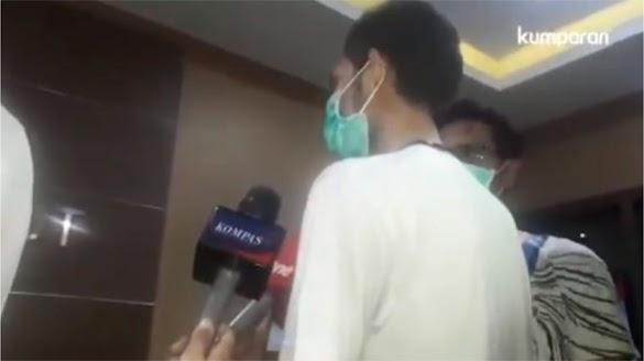 Pelaku Pembakar Bendera Tauhid Ngotot Mengklaim Bendera HTI