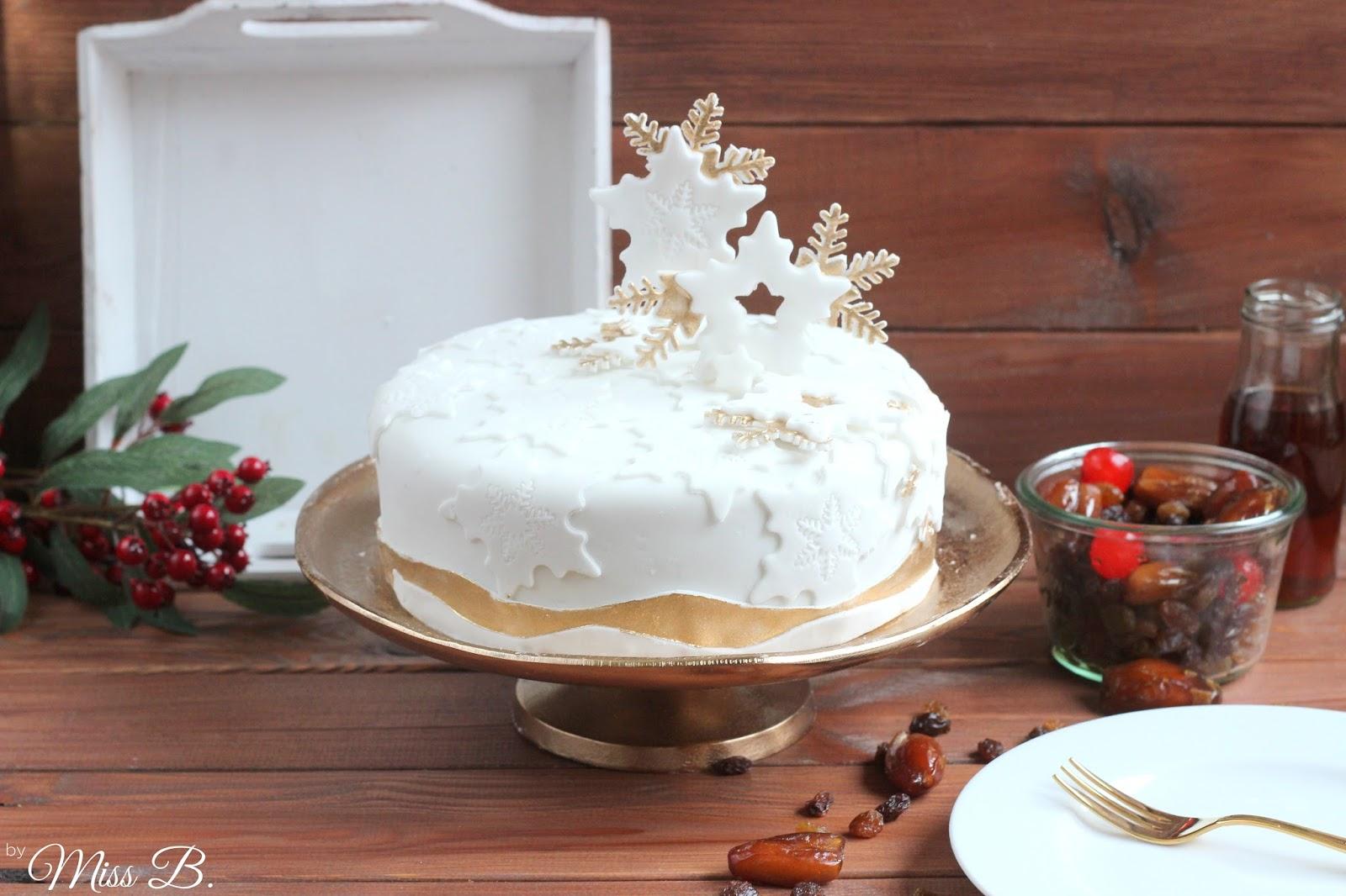 Irish Christmas Cake Mit Kerrygold Miss Blueberrymuffin Bloglovin