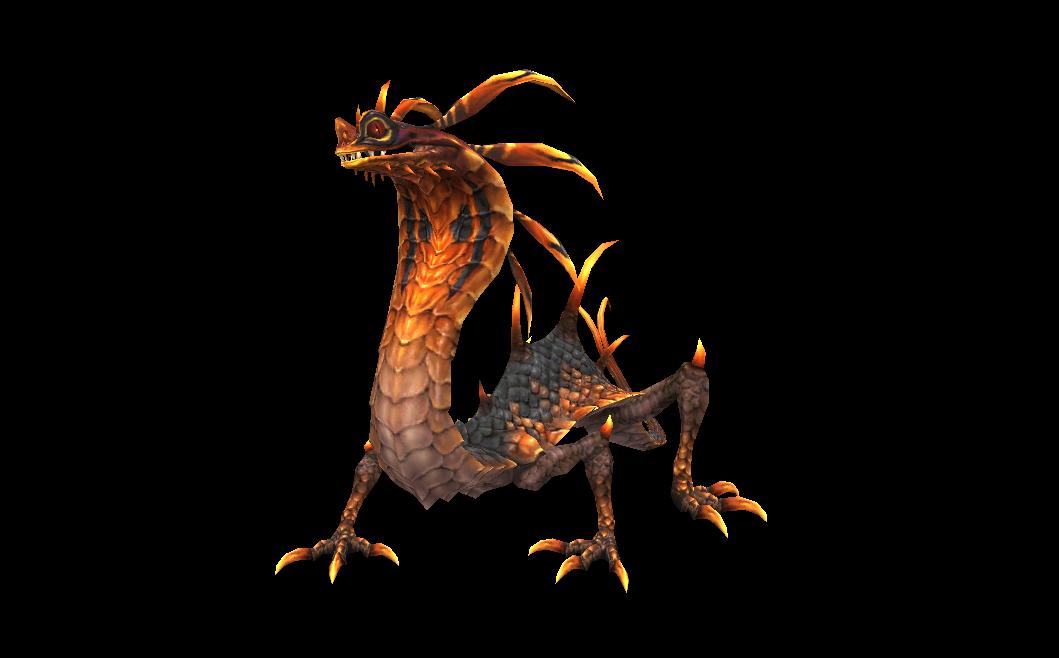 Wild Dragon Chase