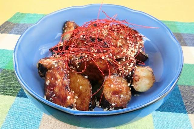 食材はなす1つ!「なすの甘酢炒め」は覚えやすい調味料でご飯と好相性!