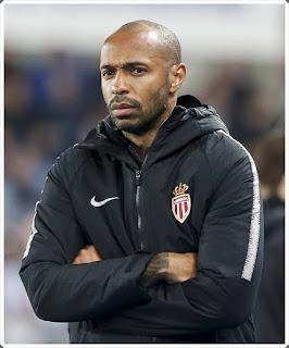 Monaco Thierry Henry