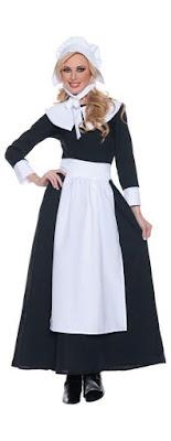 Women Pilgrim Costume