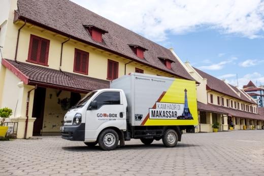 Go-Box Hadir di Makassar
