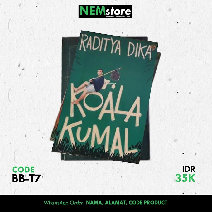 [Books] - Raditya Dika - Koala Kumal