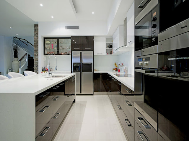 Contemporary and functional beautiful kitchen designs Contemporary and functional beautiful kitchen designs Contemporary 2Band 2Bfunctional 2Bbeautiful 2Bkitchen 2Bdesigns7