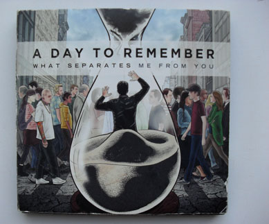 Q3-36 Music Video 2012: Album Covers in Different Genres A Day To Remember 2012